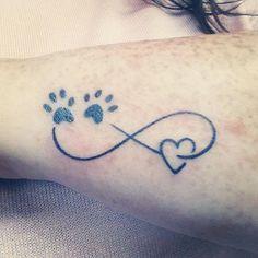 Tattoos voor dierenliefhebbers