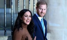 """Buckingham Palace announced an agreement for Prince Harry and Meghan Markle to step down as senior royals: """"The Sussexes will not use their HRH titles as they are no longer working members of the royal family. Prince Harry Et Meghan, Meghan Markle Prince Harry, Harry And Meghan, Prince Charles, Prince Andrew, Tyler Perry, Princess Charlotte, Princess Diana, Beckham"""