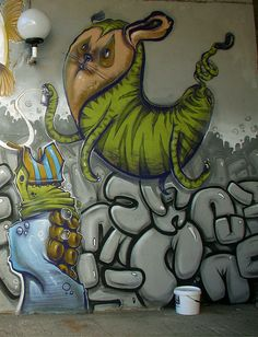 Walls 10/11 by Mister AO , via Behance
