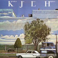 Great Jazz Trio - Kindness Joy Love & Happiness - Vinyl Record LP