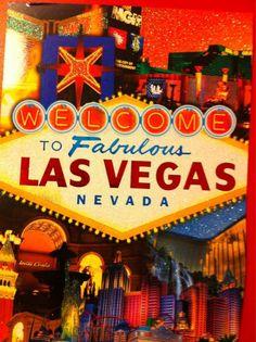 Las Vegas from @ruthiealexandra