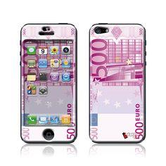 """Money"" Doming SmartphoneCover - iPhone5 www.cushyskins.com"