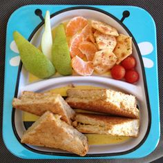Easy Toddler Food: Lunch