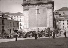 Plaza de los carros 1931-1933