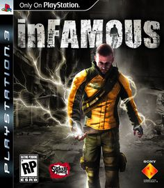 Infamous - Playstation 3 love this game