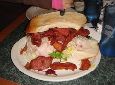 Tony S Blt Travel Channel