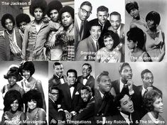 Motown Music-so many artists and songs, so easy to sing