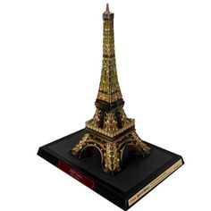 Eiffel Tower (Night), France - Europe - Architecture - Paper Craft - Canon CREATIVE PARK