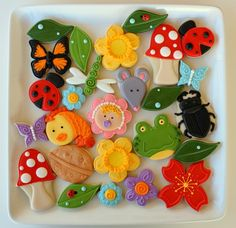 Very cool website with great cookie decorating ideas!