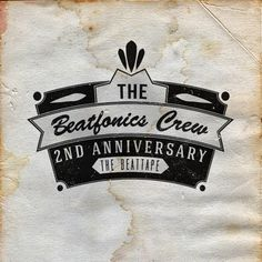 Gimmie That Beat: The Beatfonics Crew - Vol. 8 - 2nd Anniversary...The Beatfonics Crew sends the latest release: Vol. 8 - 2nd Anniversary. This time there's no theme, no restrictions, no inspiring artist. There are no borders. Is just The Beatfonics Crew and what they are. The whole Crew is involved, 24 beatmakers, 24 beats. From Classic to Experimental, from Downtempo to Abstract. Celebrating the 2nd Anniversary they are celebrating themselves and the Crew.