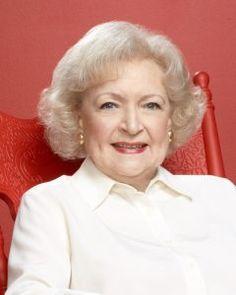 Betty White short wavy cut hairstyle http://zntent.com/betty-white-short-wavy-cut-hairstyle/