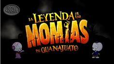 """No pensamos perdernos el estreno de la peli """"La leyenda de las momias de Guanajuato"""""""