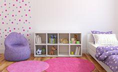 Decoración de cuartos para niñas