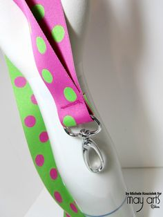 Make Your Own Lanyard With Ribbon