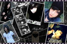 BVB Andy Sixx Wallpaper | black veil brides wallpaper andy sixx wallpaper andy sixx desktop ...
