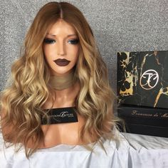 "2,029 Likes, 27 Comments - OFFICIAL FCLUXE WIGS AUSTRALIA (@freedomcouture) on Instagram: ""EMMA ROSÈ  Brand new LUXÈ Unit """