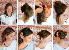How-to-make-a-french-braid