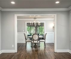 Wall color is Gossamer Veil by Sherwin Williams