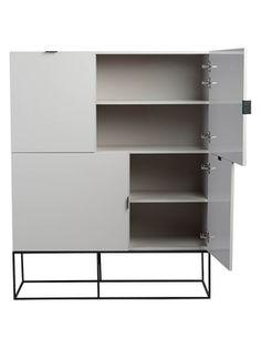 Plano Cabinet On Gilt · Closet IdeasCabinet