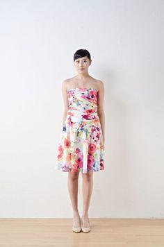 šaty / dress Gábina Párlová fashion