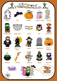Forum | Learn English | Vocabulary: Halloween Part 1 | Fluent Land