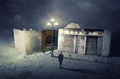Francesco Romoli - Imaginary Towns