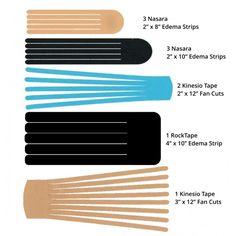 Edema Strip Variety Pack