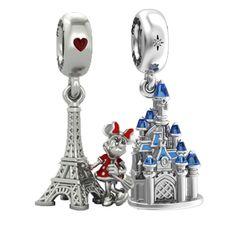 New Exclusive Disneyland Paris PANDORA Charms and Retail Location