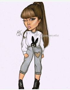 i love this Ariana Grande is truly the best and inspires me and i hope she inspires you. love u ari if your reading this. p.s this is a really pretty art work and follow me please!!!!!!!