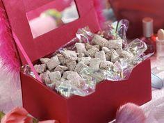 Gluten Free Pink Powder Puff Crunch Recipe from Betty Crocker