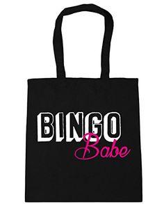 HippoWarehouse Bingo Babe Tote Shopping Gym Beach Bag 42c... https://www.amazon.co.uk/dp/B01ERG813U/ref=cm_sw_r_pi_dp_O1Srxb8TBH9FB