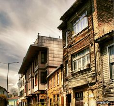 Tarihi Türk ev ve Yalıları