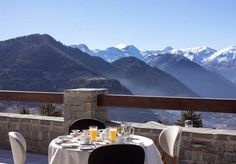Grand Forest Metsovo Mainland Greece, spa hotel On Secret Escapes for for 5 nights each inc half board, car hire, wine visit, flights Naoussa Paros, Boutique Spa, Greece Hotels, Secret Escapes, Luxury Spa, Luxury Suites, Forest Mountain, Thing 1, Outdoor Swimming Pool