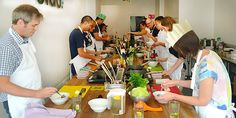 Refresh your team after the holiday? Book a cooking class clau Kitchen to get them starts.  http://www.otaokitchen.com.au/team-building-cooking/