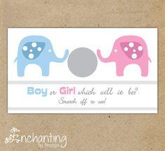 boy gender reveal ideas