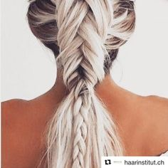 Loose Braid with Ponytail – Pretty Braided Hairstyle Ideas Source by justamymitchell Pretty Braided Hairstyles, Teen Girl Hairstyles, Loose Braids, Perfect Image, Save Image, Ponytail, Hair Styles, Cute, Instagram Posts