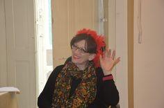 Italian Teacher.. Pina :)  Discover the staff of the Accademia Italiana Salerno