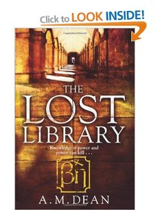 own  The Lost Library: Amazon.co.uk: A.M. Dean: Books