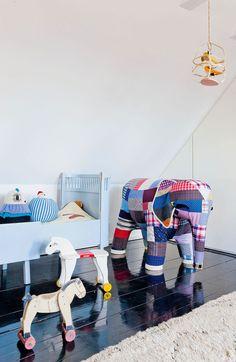 The home of Tina Seidenfaden Busk | NordicDesign