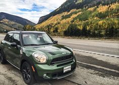 Happy first day of Fall from Schomp MINI! | MINI Cooper | MINI Countryman | Schomp MINI | MINI in Denver | Aspen, Colorado | Colorado | Rocky Mountains | Drives | Roads