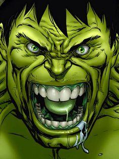 Hulk Rage...