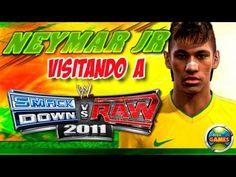 Neymar Jr WWE SmackDown vs RAW 2011