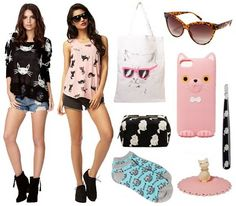 Forever 21 - Cat Call I WANT ALL OF THESE THINGS!  THAT IPHONE CASE. OMG