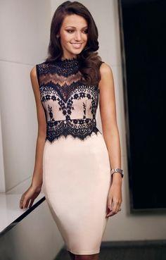 Beżowa sukienka na wesele. Koronkowa sukienka.