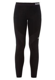 Aktiviere deine Power! Nike Performance PRO HYPERCOOL - Tights - black/white für…