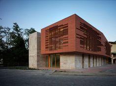 mdu Architetti — Nuova Biblioteca Comunale di Greve in Chianti