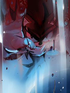 sonic and shadow 5 by on DeviantArt Shadow The Hedgehog, Sonic The Hedgehog, Silver The Hedgehog, Hedgehog Art, Shadow And Maria, Shadow And Amy, Sonic And Shadow, Shadow Art, The Sonic