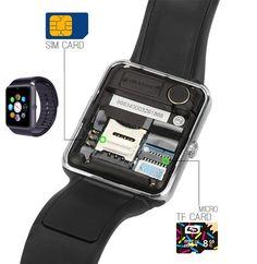 Smart Watch GT08 Bluetooth Health Android Wear Smartwatch Waterproof Mobile Phone Wrist Watches Camera Clock Fitness Bracelet Digital Guru Shop  Check it out here---> http://digitalgurushop.com/products/smart-watch-gt08-bluetooth-health-android-wear-smartwatch-waterproof-mobile-phone-wrist-watches-camera-clock-fitness-bracelet/