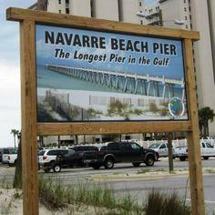Navarre Beach (Florida)...