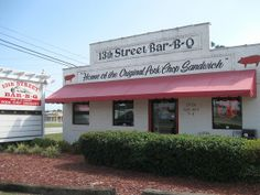 13th Street Bar-B-Q, Phenix City AL | Marie, Let's Eat!